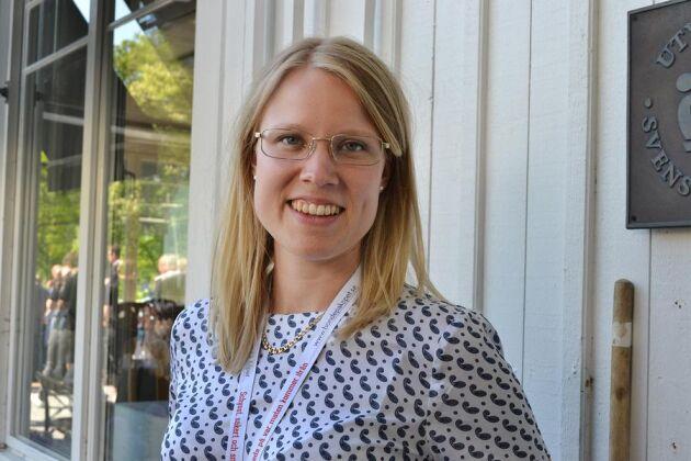 Kristina Yngwe väljer att inte ställa upp för omval på LRF Ungdomens stämma i mars nästa år. Beslutet fattade hon i slutet av oktober.