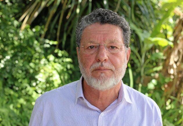 Renato Carneiro är hållbarhetschef på Veracel.