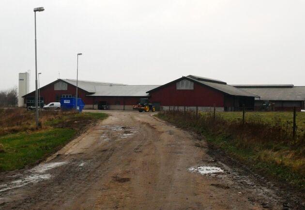 Glostorps gård väntar nu på en ny arrendator.