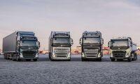 Volvo presenterar ny kvartett tungviktare