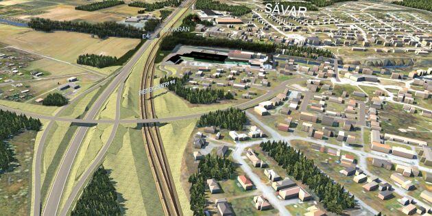Väghotet mot Skogforsk i Sävar avvärjt