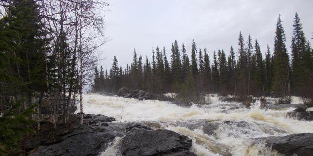 Ersättning i efterskott för småskalig vattenkraft
