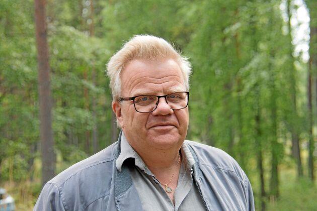 Södra Vikens biträdande rektor Gunnar Berggren.