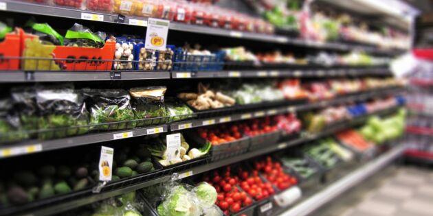 Brexit oroar svenska livsmedelsindustrin