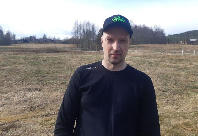Anders Göransson i Vallsta får nu efter många års kamp avverka sin skog. Några observationer av lavskrikor har inte gjorts där på länge, därför är det inget skyddsärende längre, menar Skogsstyrelsen.