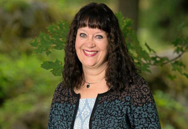 Karin Perers, styrelseordförande för Mellanskog.