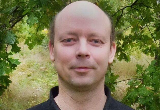 Joakim Karlsson, växtodlingsrådgivare Hushållningssällskapet Strängnäs.