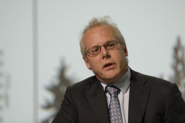 Mats Kinnwall som är chefsekonom på branschorganisationen Skogsindustrierna.