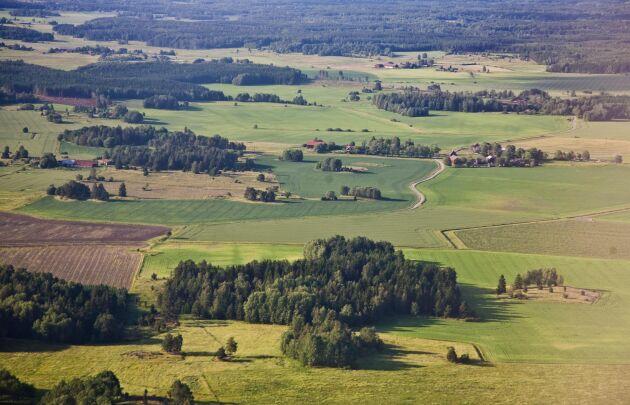 """""""Det är omöjligt att nå hållbarhet utan att ta hänsyn till de gröna näringarna"""" enligt professor Thomas Kätterer på SLU."""