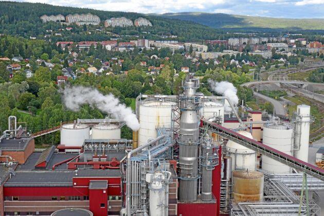 Östrands massabruk byggs om för 7,8 miljarder kronor.
