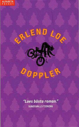 """""""Doppler"""" av Erlend Loe."""