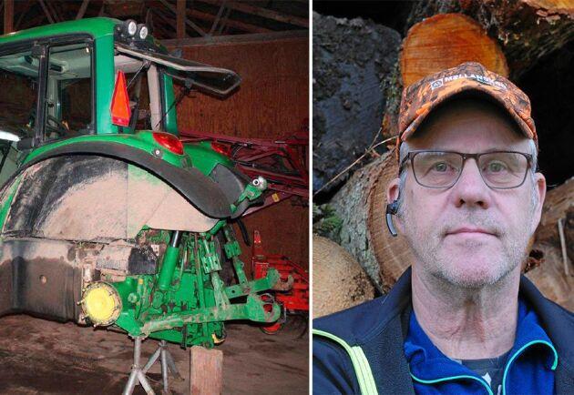 Landsbygdsföretag har i många år tvingats leva med skräcken att bli av med bränsle, utrustning och maskiner, skriver Kolbjörn KIndströmer.