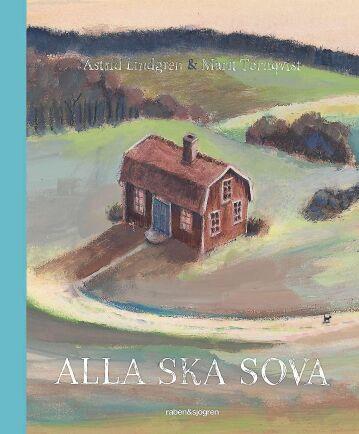 """Martit Törnqvist har illustrerat """"Alla ska sova""""."""