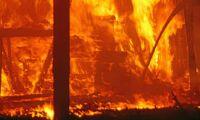 Brand drabbade värmländskt sågverk