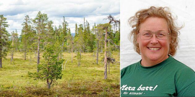 """""""Kunskap om skogen är makt"""""""