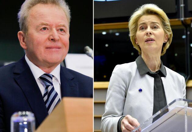 EUs lantbrukare ska driva den gröna given agenda framåt, förklarar EUs nye jordbrukskommissionär Janusz Wojciechowski.
