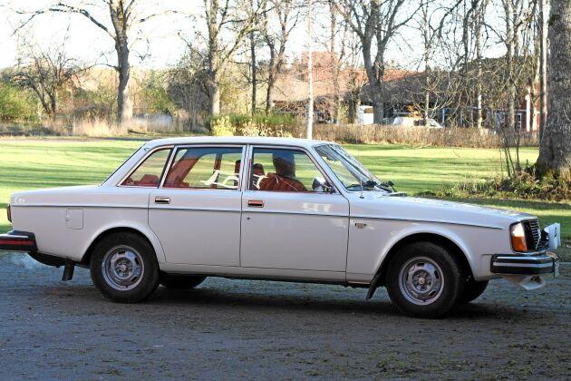 Volvo 240 – en nostalgipärla som kan bli riktigt värdefull.