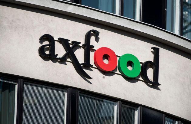 Axfood, som driver matbutikskedjorna Willys och Hemköp, redovisar bokslut för 2019. Arkivbild