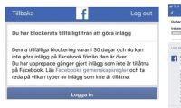 Tillåtet för aktivister att hata på Facebook