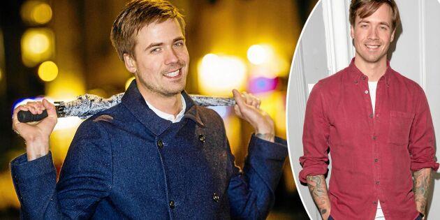 """SVT-meteorologen Nils Holmqvist: """"Jag är extremt hemkär"""""""
