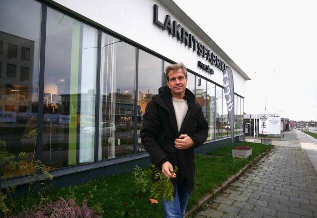 Lakritsfabriken startade 2011 och har sedan dess blivit ett välkänt varumärke i både Sverige och utomlands.