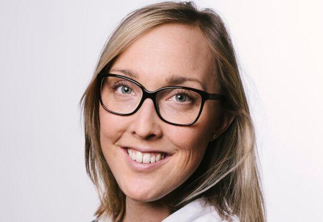 Hanna Österberg.