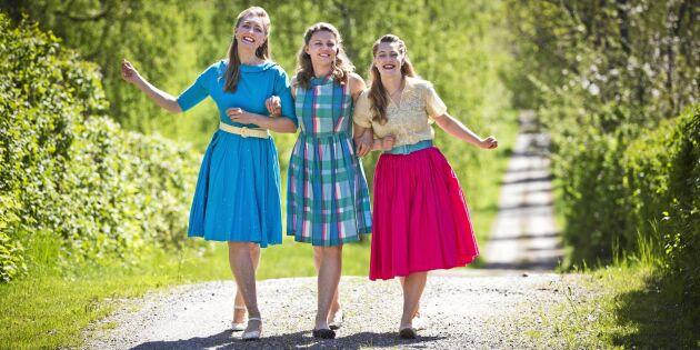 Följ med hem till systrarna Hebbes barndomshem i Värmland!