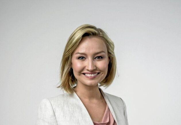 Ebba Busch Thor, partiledare för Kristdemokraterna.