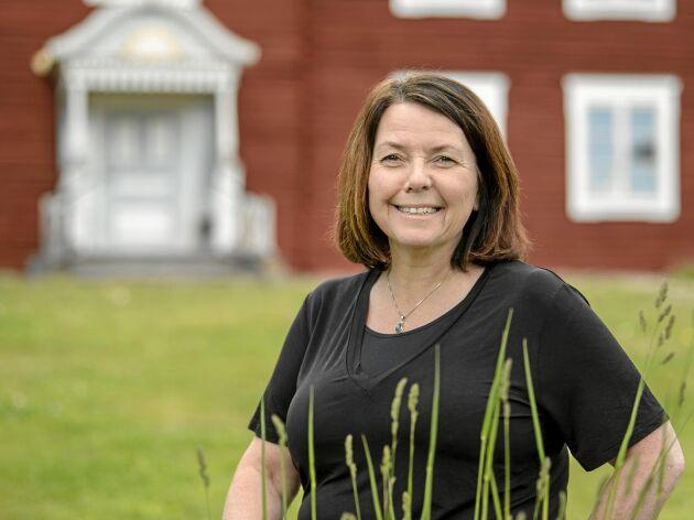Gudrun Axman Jumisko tipsar om sevärdheter i Hälges hemtrakter.