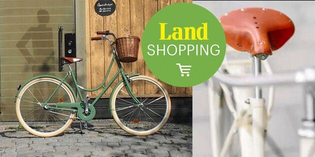Svenska Stålhästen gör stilrena cyklar som håller i generationer