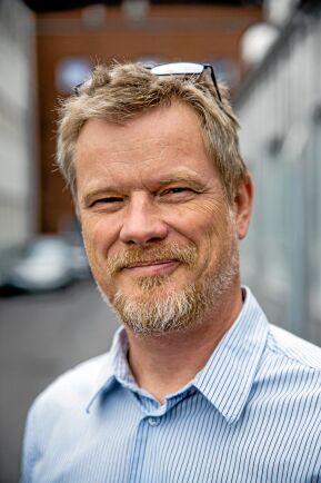 """Bäst. Motorlabbet vid LTH har flera världsrekord när det gäller verkningsgrad på förbränningsmotorer. """"Detta är världens mest effektiva metanolmotor just nu"""", säger Martin Tunér."""
