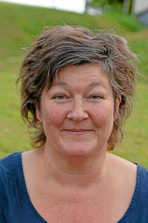 Karin Fredriksson, samordnare, Växa Sverige.