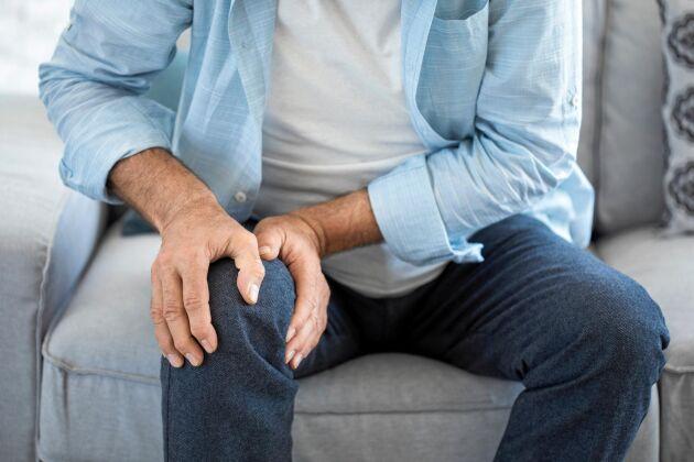 Har du ont i knät när du belastar det? Det kan vara knäartros.