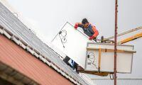 Allt fler lantbruk satsar på solenergi