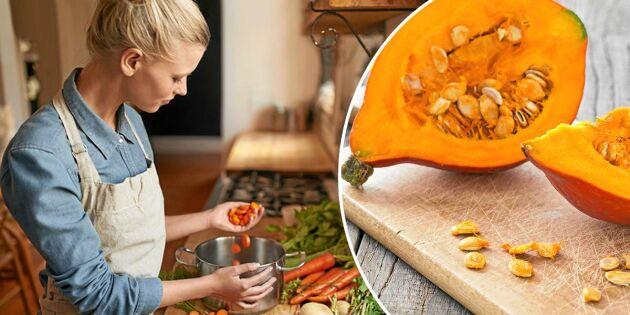 Mat i säsong: 11 svenska råvaror du ska äta i oktober