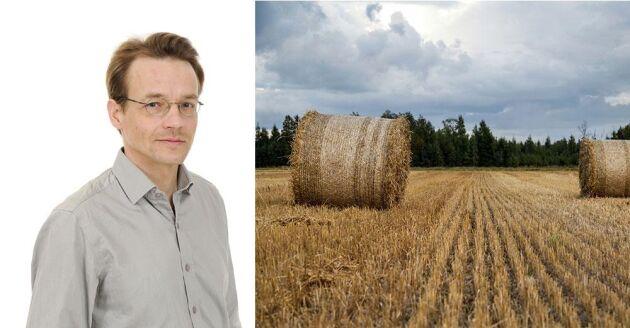 Markku Rummukainen, professor i klimatologi vid Lunds universitet.