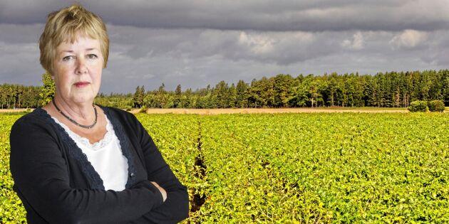 """""""Utredning vill nolla ersättningen när mark exproprieras"""""""