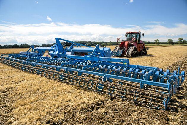 Swedish Agro Machinery blir ny återförsäljare av Lemken.