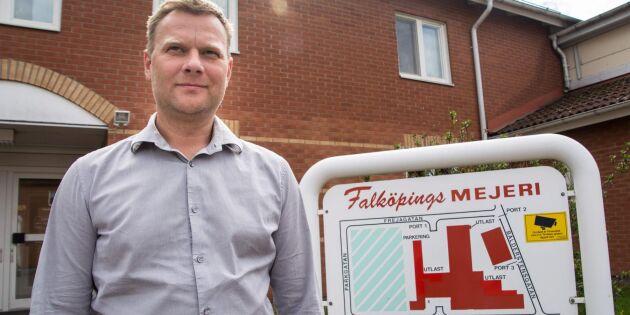 Falköpings Mejeri tar in nya leverantörer