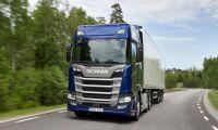 Allt fler nya lastbilar på vägarna
