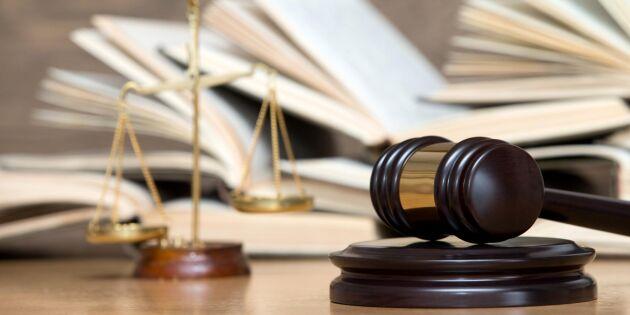 Häxprocesser i förvaltningsdomstolarna