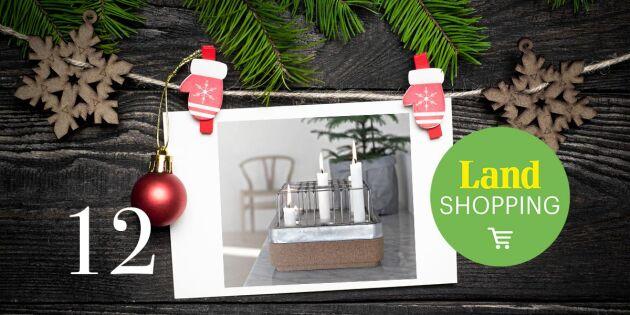 Köp Stumpastaken – få galler som håller glöggen varm på köpet