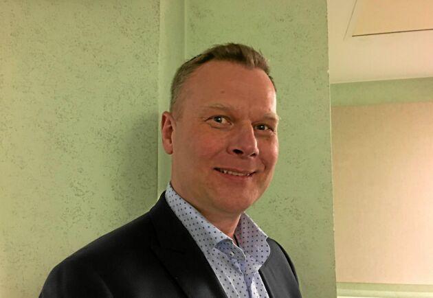 – Vi är glada och stolta över att detta avtal är på plats, säger Anders Segerström, VD för Falköpings Mejeri.