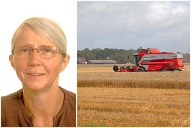ATL:s krönikör Kersti Linderholm, agronomie doktor, Silvbergs miljöteknik.