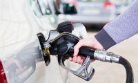 Dieselpriset sänks