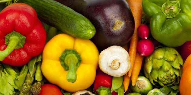 Grupptryck i skolan får elever att äta grönsaker