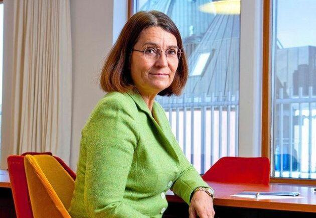 – Det har varit roliga år och nu är rätt tid att lämna över till en ny kraft som kan fortsätta utveckla Skogsindustrierna, säger avgående VD:n Carina Håkansson.