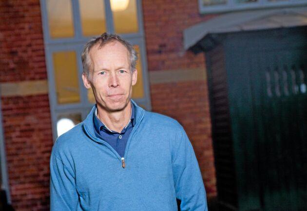 Johan Rockström, miljöprofessor.