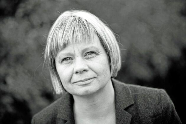 Kajsa Berggren, chef på lantbruksenheten.