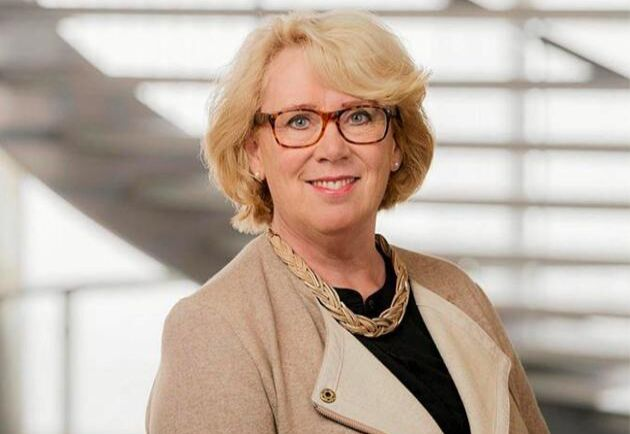 Lena Ek, styrelseordförande för Södra.